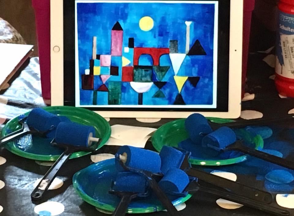 Che sorpresa Paul Klee